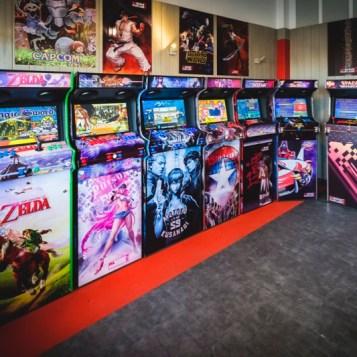 Bornes d'arcades