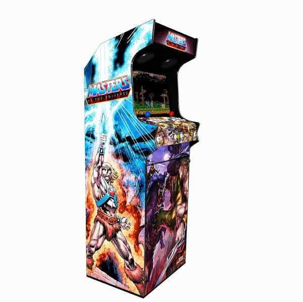 Borne Arcade Classic Modèle He-Man ma-borne-arcade.fr