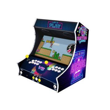 Borne Arcade Bartop Modèle Néon ma-borne-arcade.fr