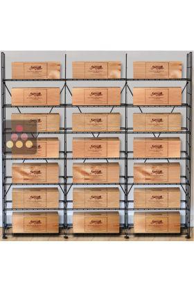 Rangement Caisse De Vin Solution De Rangement Pour