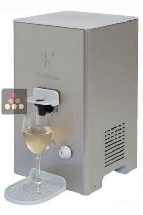 Ancien Modle Distributeur De Vin Pour Cubitainer 3 Et 5