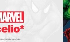 T-shirts Marvel chez Celio (greek inside)
