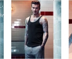 Le pyjama de David Beckham