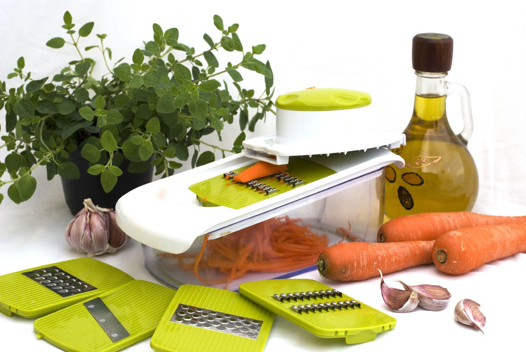 גיליוטינה לחיתוך ירקות בצורות