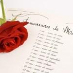 Anniversaires de mariage