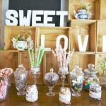 Mariage et bonbons, un thème sucré pour vos noces