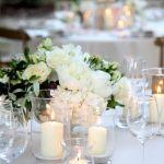 Décoration : les bouquets pour les tables