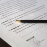 Etablir un contrat de mariage ou un testament avant ou après son mariage (Pacs)