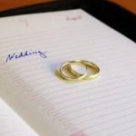 Préparer le dossier de son mariage civil