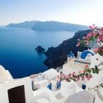 Lune de miel romantique dans les îles Grecques