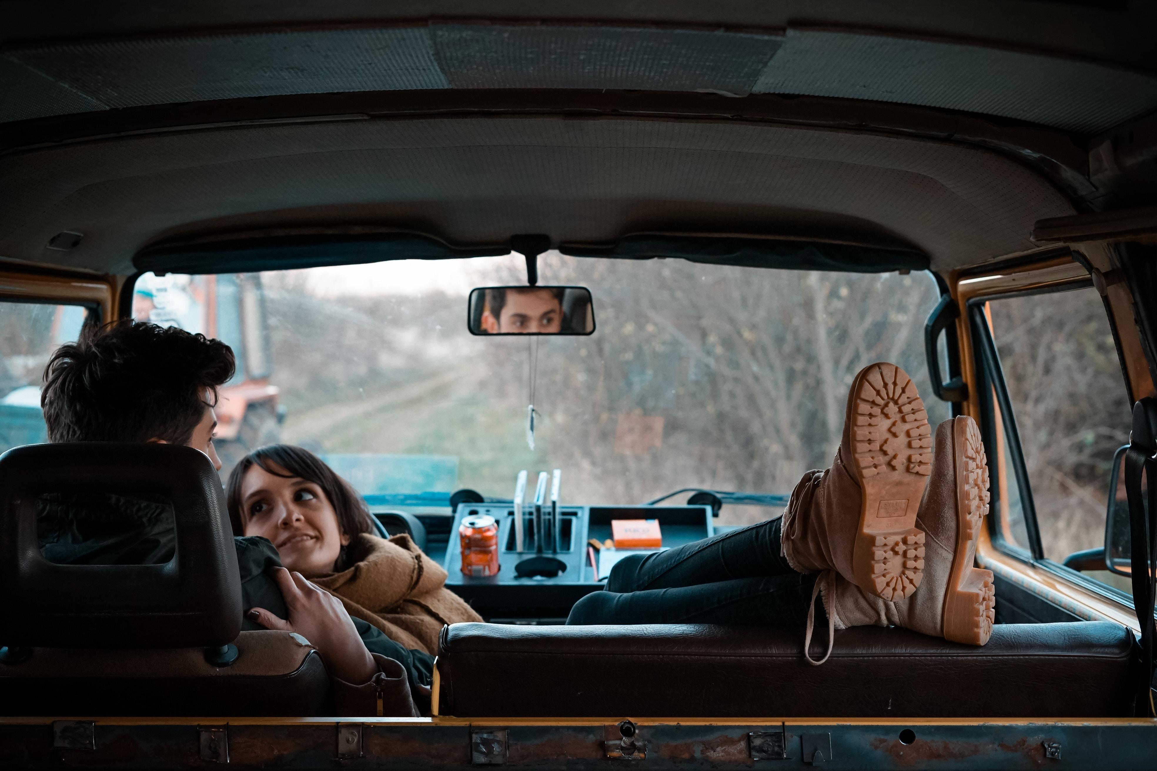voyage de noces en camping car