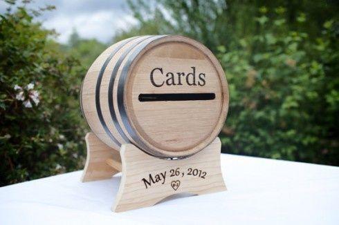 urne de mariage tonneau de vin
