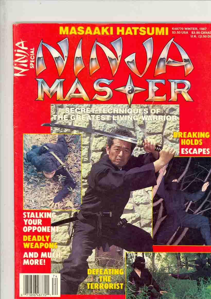 Winter 1987 Ninja Masters