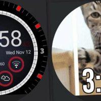 Personnaliser sa montre connectée avec WatchMaker Watch Face