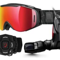 Masque de ski connecté Recon Snow2