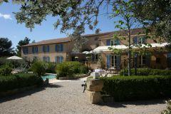 Voie Verte St Remy De Provence Mas Blanc Des Alpilles