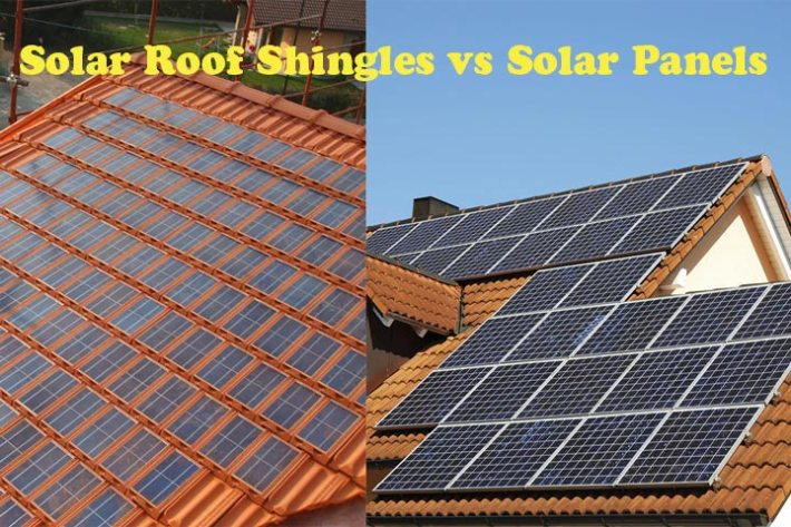 Quiet Corner Solar Roof Shingles Vs Solar Panels Quiet