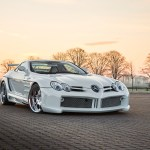SLR McLaren 750 PS Limited Edition