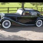 Jaguar MK IV – yr 1949