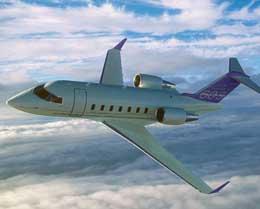 رحلات طائرة خاصة من دبي إلى موسكو – تشالنجر 605
