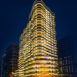 DAMAC Tower With Interiors By Versace- Beirut, Lebanon