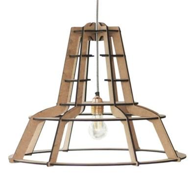 MAACKT lamp Kraft YM MDF XL