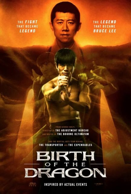 Image result for birth of the dragon movie poster
