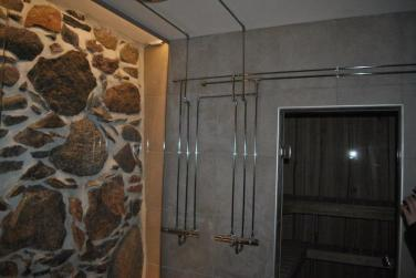 sauna ja dushid