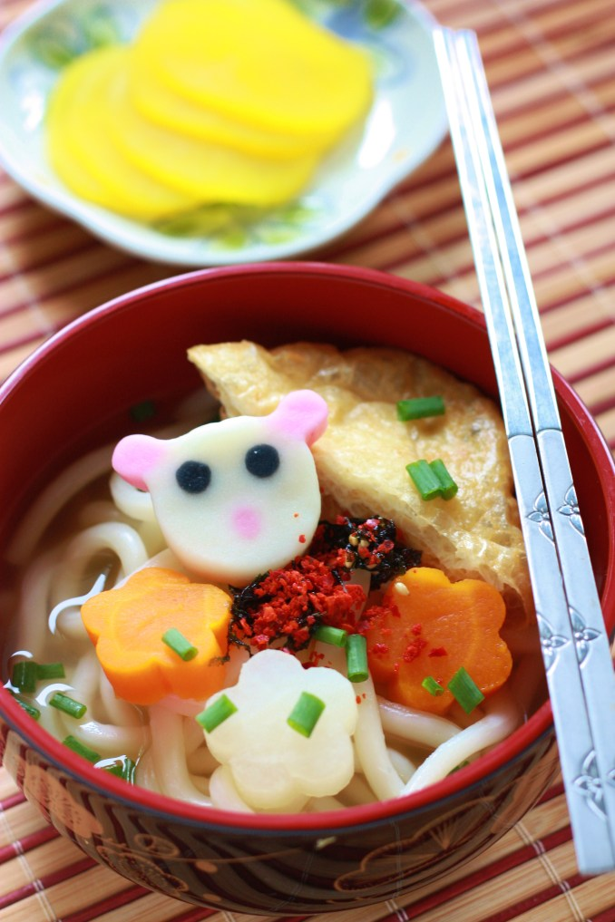 Korean fish cake soup image - Cooking Korean food with