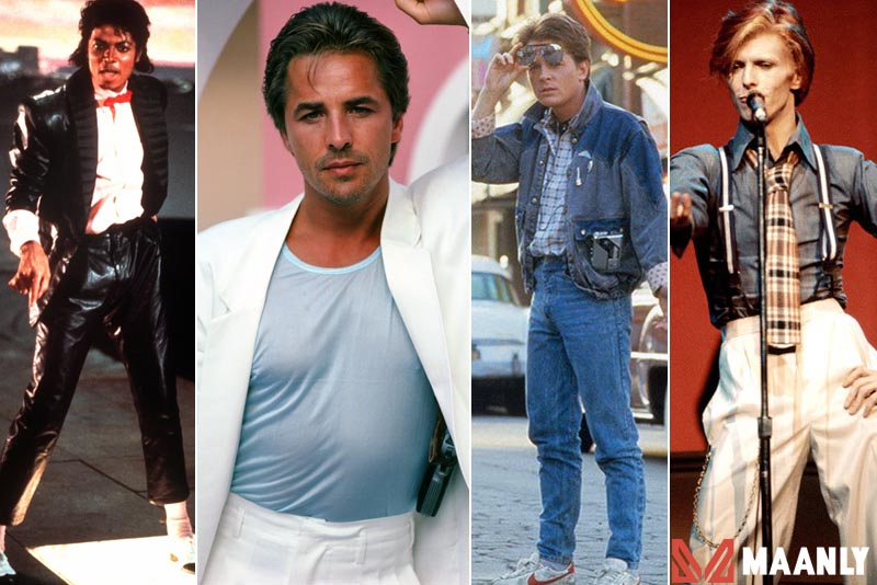 80s Fashion for Men   Hot Styles   Trends  Quick Tips   Guides 80s Fashion Icons