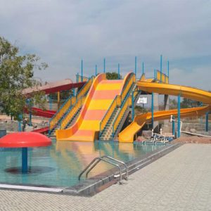 Water games near Bangalore   Enjoy rain dance  water slides with Maanya Water Games