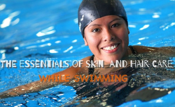 SKIN CARE WHILE SWIMMING