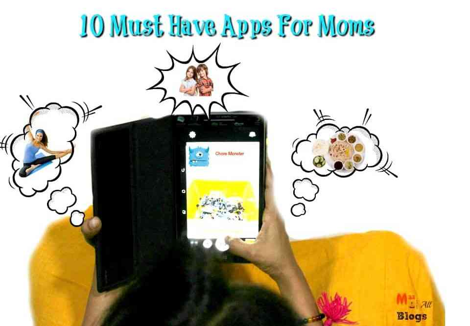 10 Must Have Apps For Moms