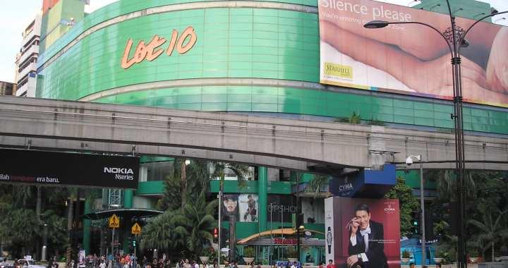 De 7 beste food courts van Kuala Lumpur