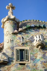 Detail of Casa Battló