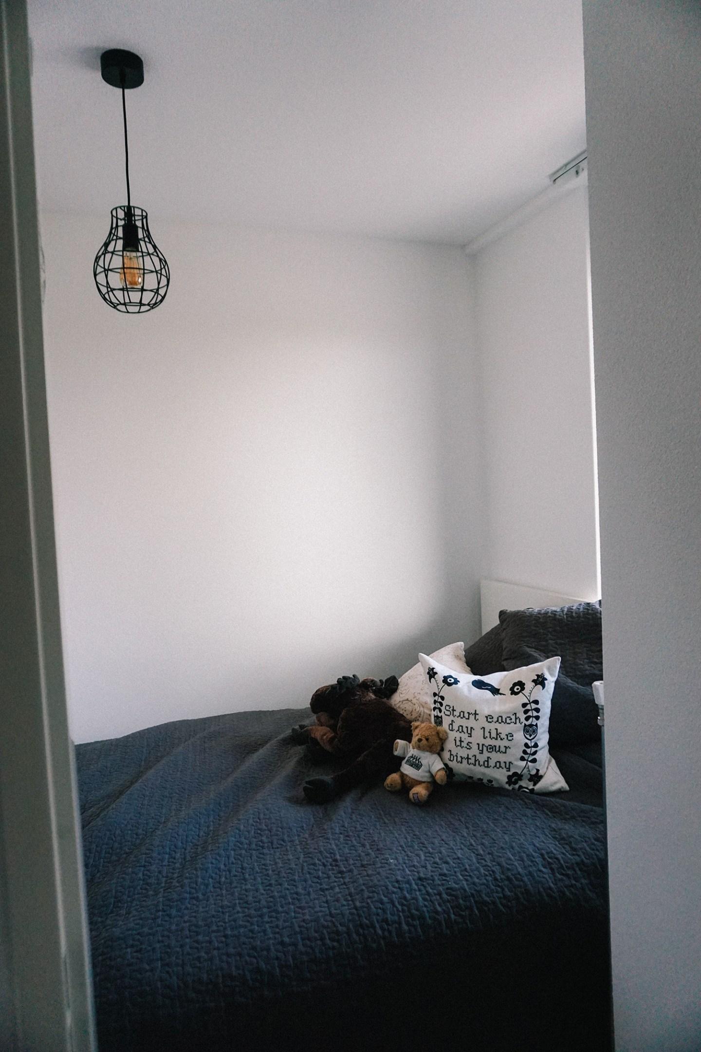 Over ons nieuwe appartement