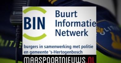 BIN Berichtem Maaspoort Bewoners informatie netwerk