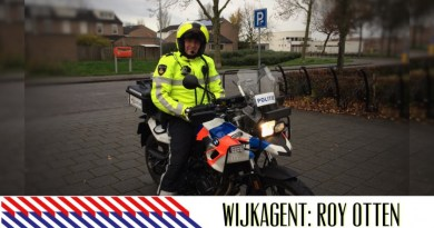 wijkagent Roy Otten van Maaspoort Maaspoorters