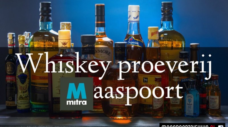 Whisky Proeverij Mitra Maaspoort Lokerenpassage