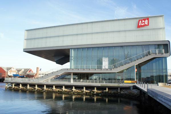 The Institute of Contemporary Art / Boston
