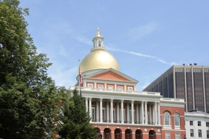Freedom Trail - le capitole de Boston