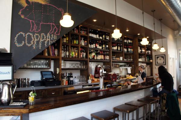 Coppa An Italian Restaurant South End Boston Le Blog