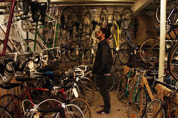 Choisir un vélo vintage