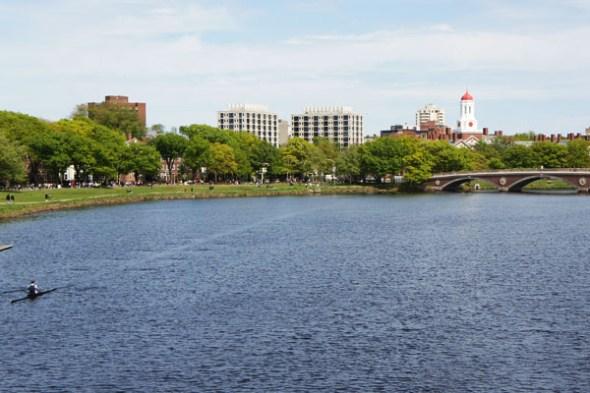 Cambridge, Charles River