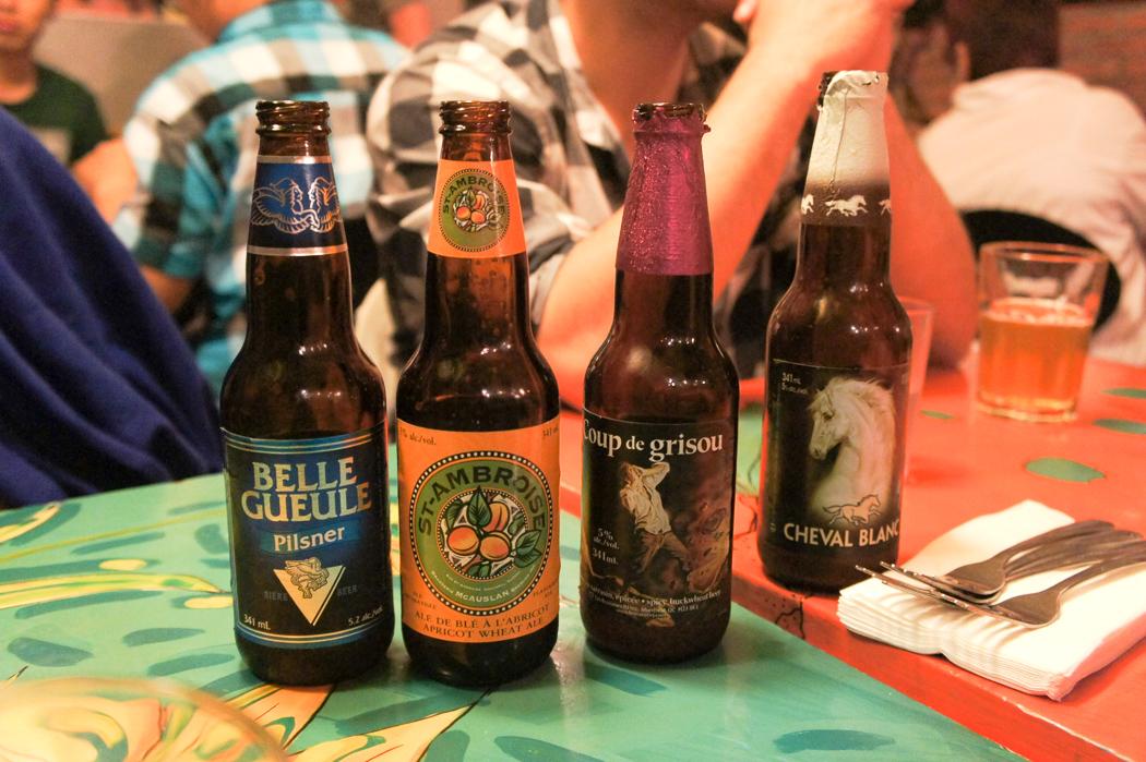 Montréal biere
