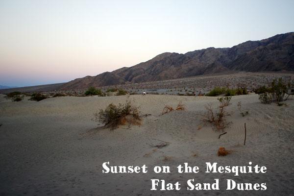 Mesquite Flat Dunes - Death Valley - www.maathiildee.com