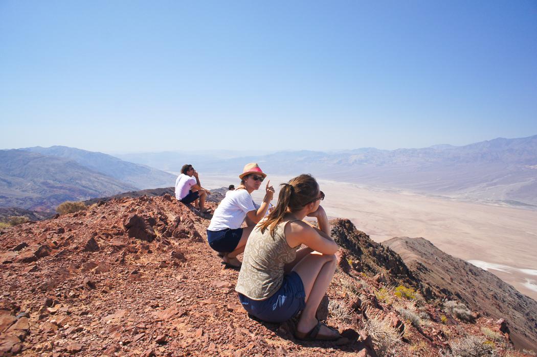 Dante's View Death Valley Californie