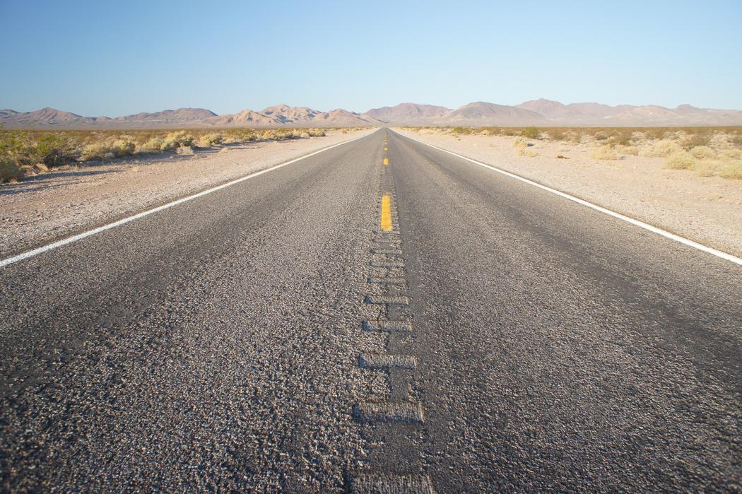 route californie death valley