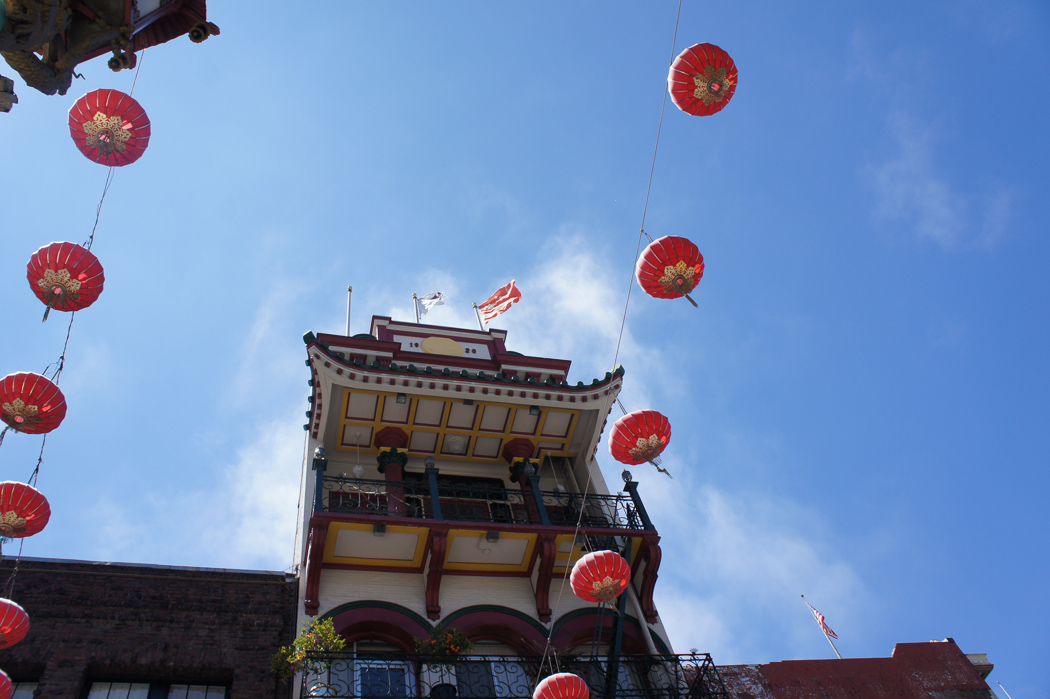 San Francisco USA Chinatown 1