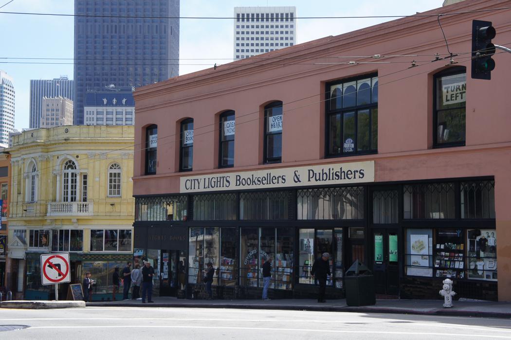 San Francisco USA Bookstore